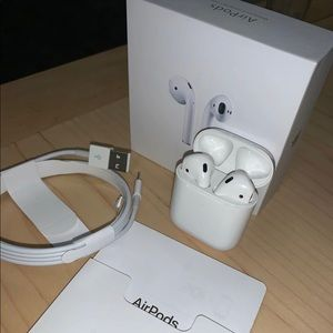 Brand New Apple AirPods Wireless Charging
